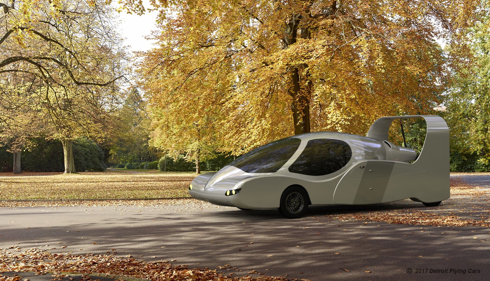 Video Images Of Flying Cars